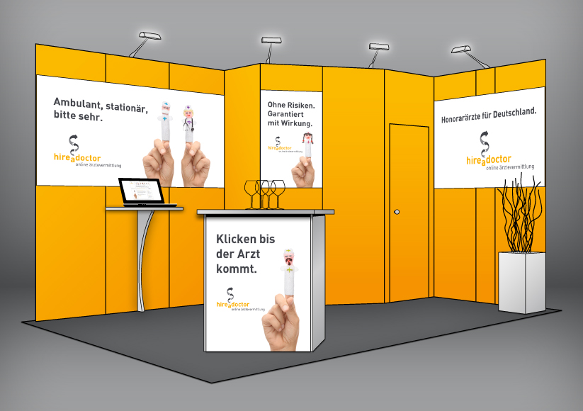 hire-a-doctor_7_messestand