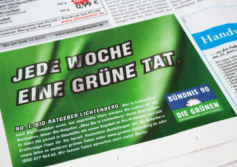 buendnis-90_die-gruenen_berlin-lichtenberg_3_wahlkampagne_gruene-tat_anzeige