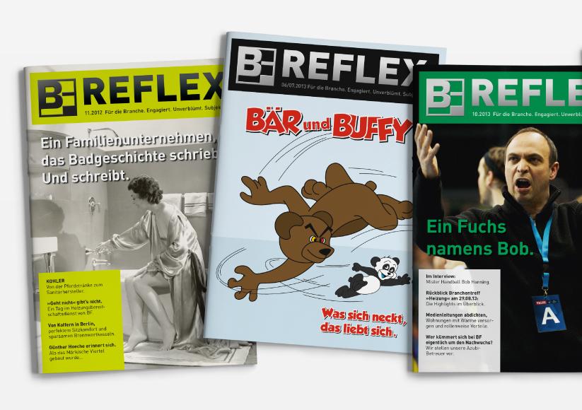 bergmann-und-franz_11_broschuere_bf-reflex_unternehmensmagazin