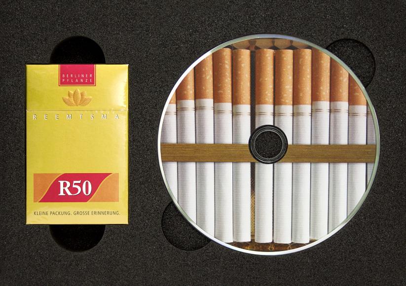 reemtsma-50-jahre-werk-berlin_1959-2009_3_box-innen-zigarettenschachtel-cd